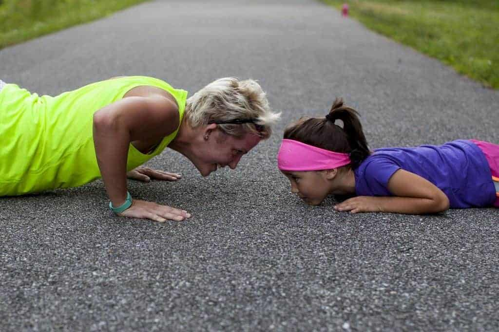 Get Kids to Exercise
