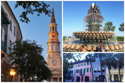 visiting Charleston