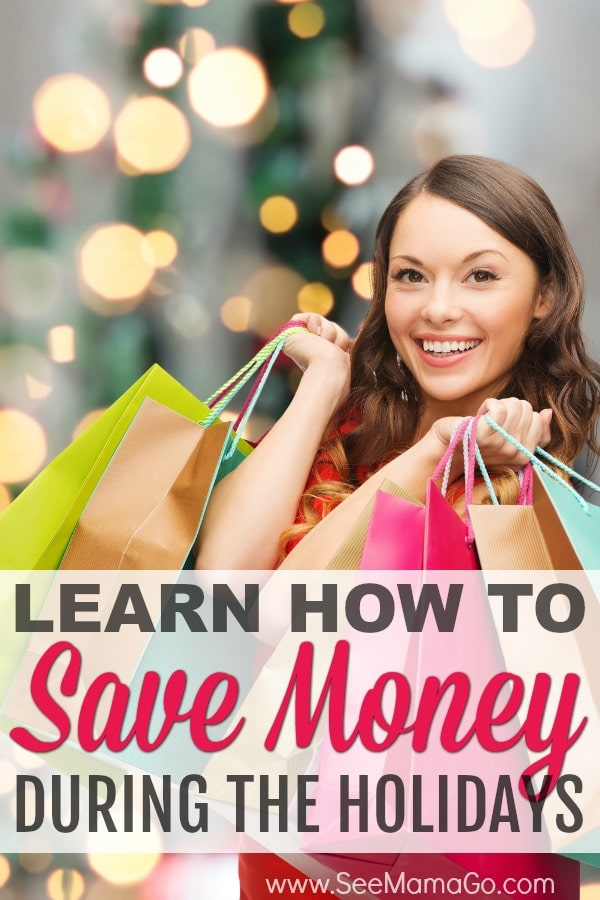 How to Save money during the Holidays Christmas budgeting tips, control your Holiday spending #save #money #tips #ideas #frugal #holidays #budgeting #spending #planning #christmasbudget