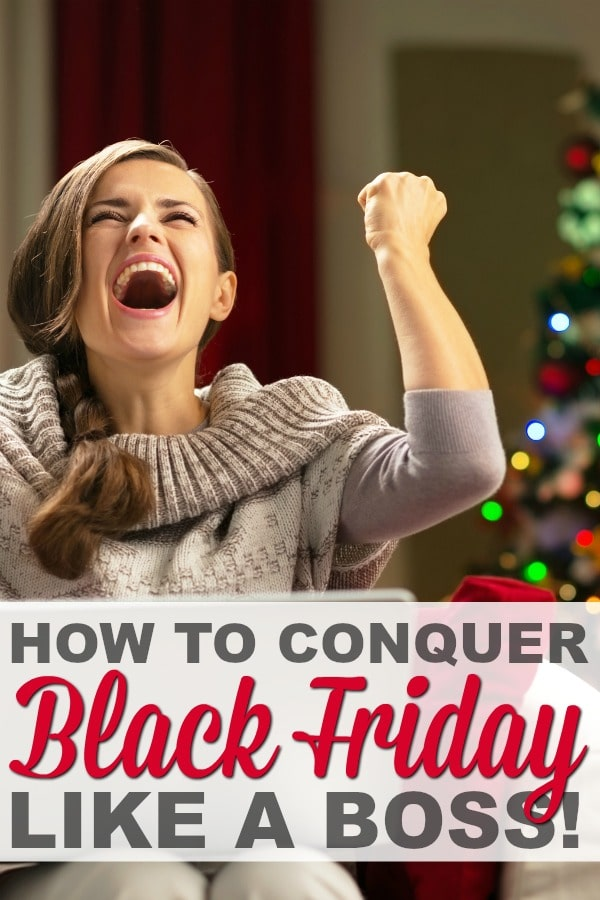 Black Friday shopping - how to stick to a budget and conquer black friday #shopping #planning #blackfriday #holidayshopping #christmasbudgeting #ideas #tips #tricks