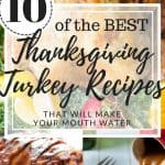 10 Ways to cook turkey for thanksgiving