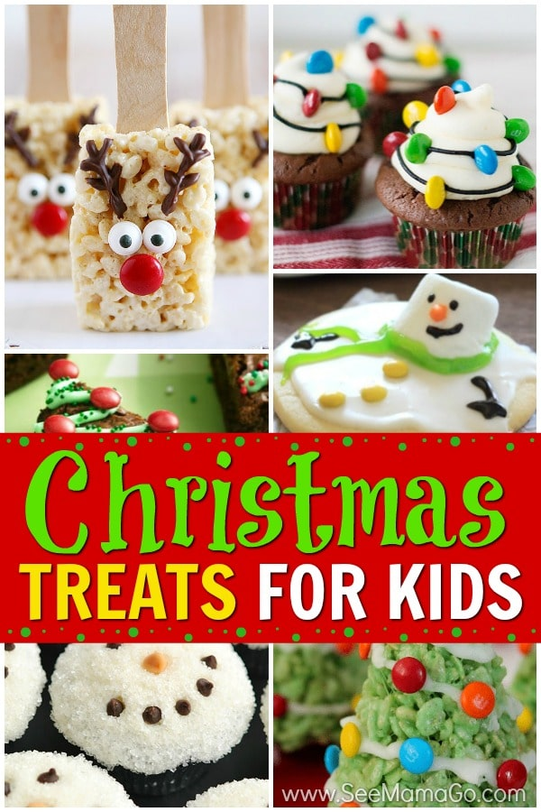 Christmas Treats for Kids #christmas #treats #kids #parenting #snacks #ideas #holidays #fun #children