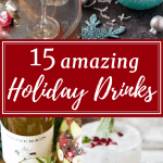 Mouth Watering Holiday Cocktails