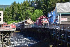 Cruising to Alaska! Part Two: KETCHIKAN