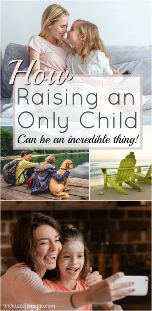 the benefits of raising an only child - single child parenting #parenting #tips #onlychild #singlechild #ideas