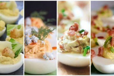 deviled egg recipes
