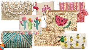 The Perfect Straw Clutches For An Amazing Summer Look