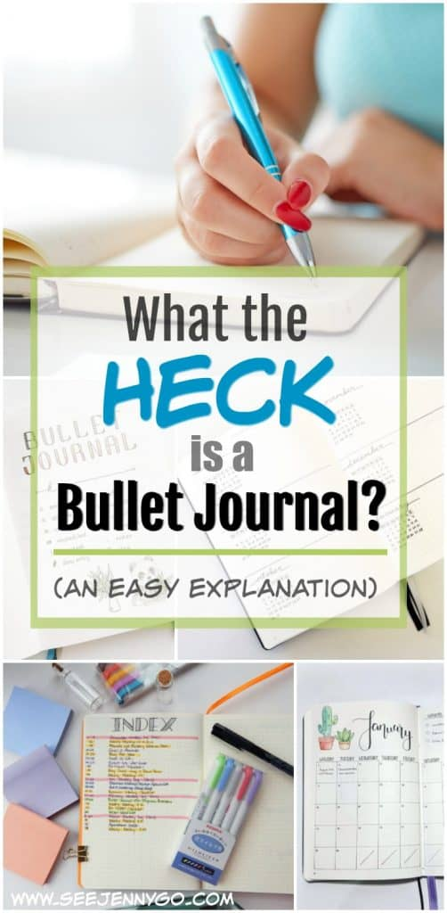 what is a bullet journal, BUJO, journaling, journal, organizing