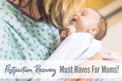 childbirth, postpartum, essentials, must-haves