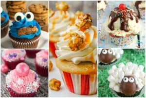 The Cutest Cupcakes for Kids