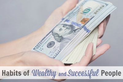 habits of wealthy people