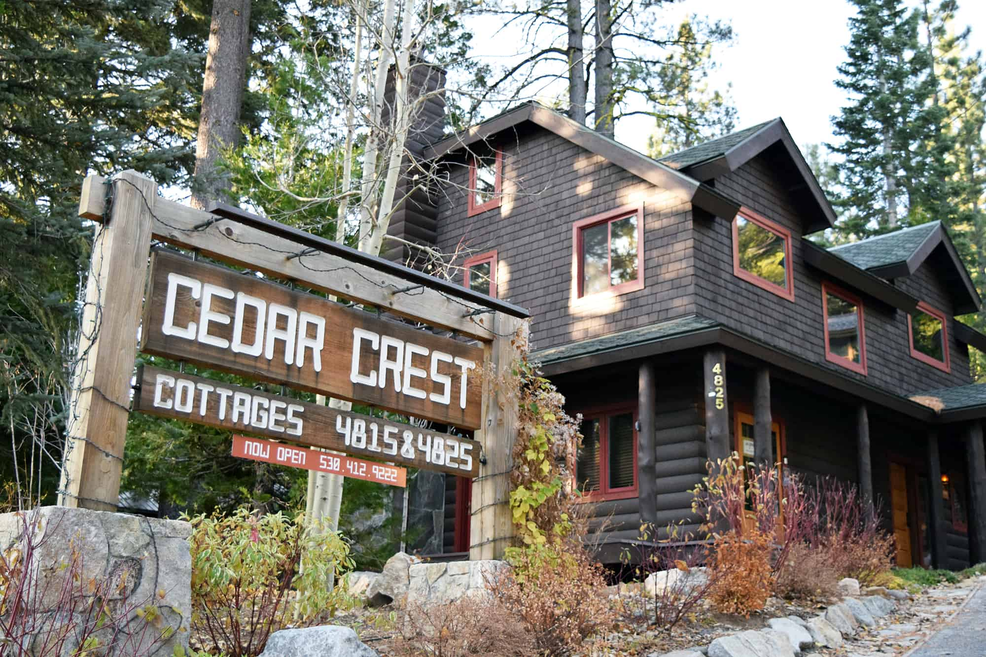 Cedar Crest Cottages