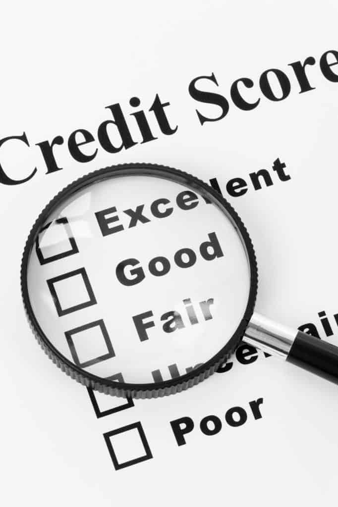 the importance of a credit score