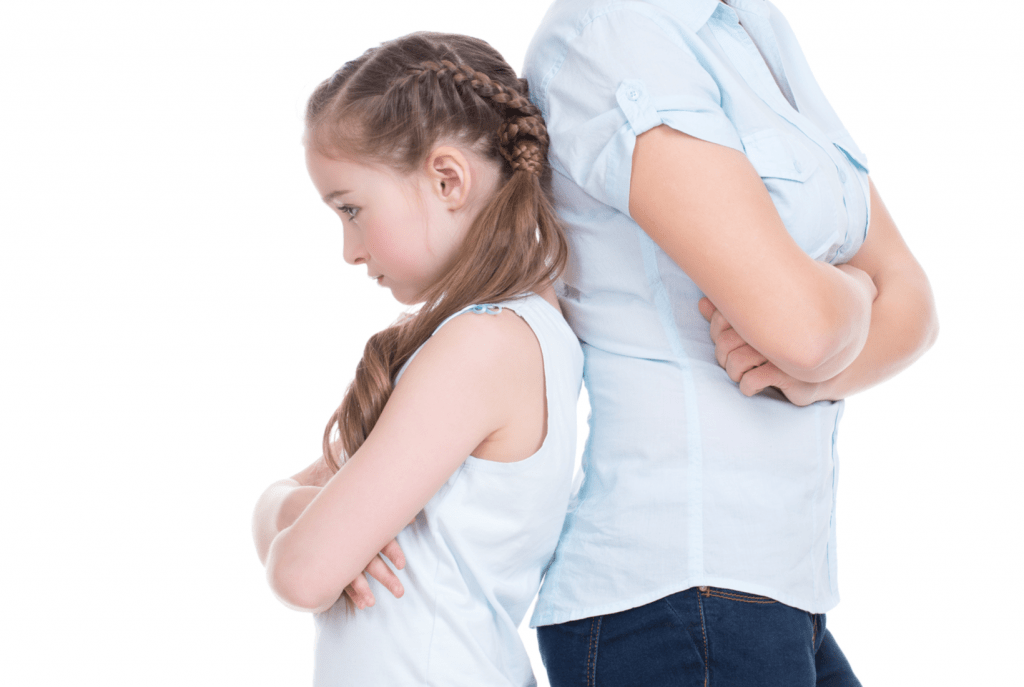 how to discipline your child who talks back