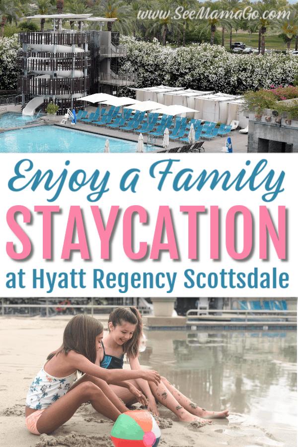 Hyatt Regency scottsdale report and spa