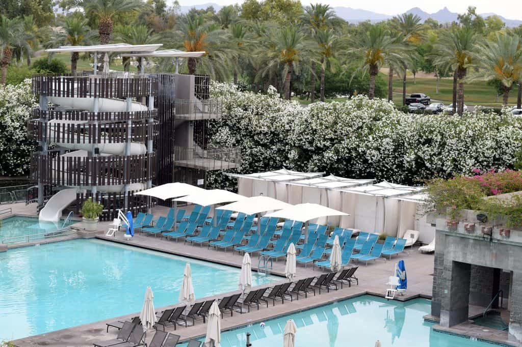 Hyatt Regency scottsdale resort