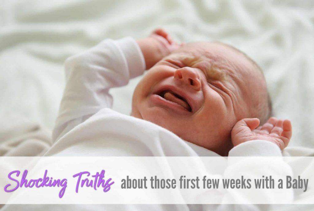 first weeks home with baby. first week with a newborn.