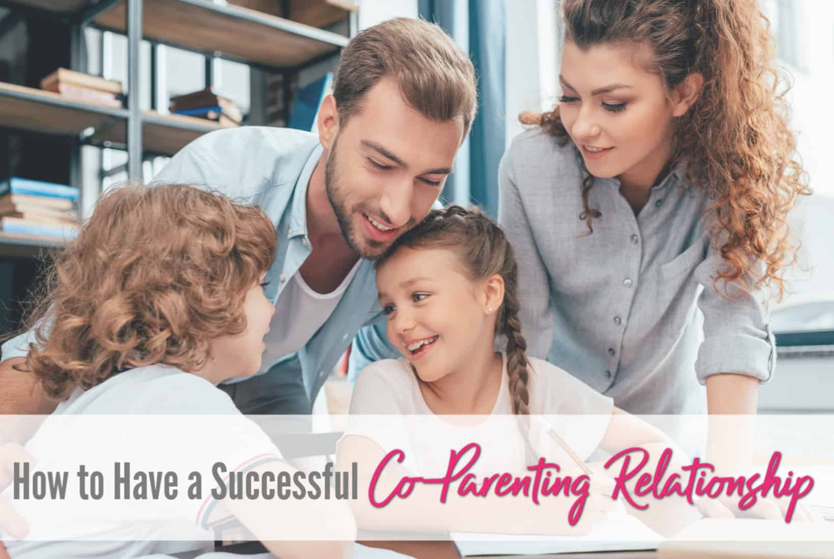 how to co-parenting, tips, splitting up, how to