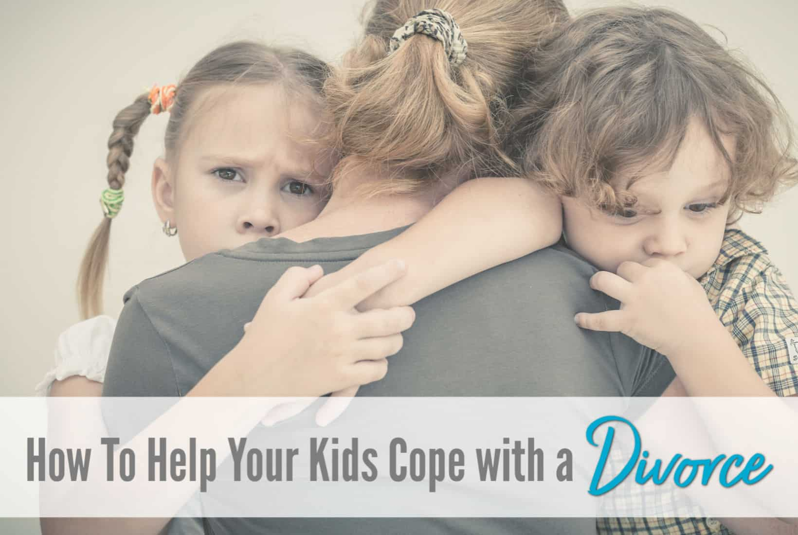 parenting, coping with divorce, kids and divorce