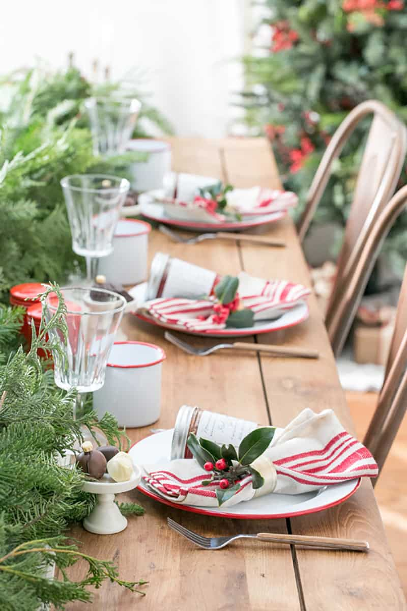 Holiday Table Decor Ideas