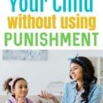 discipline techniques, punishment