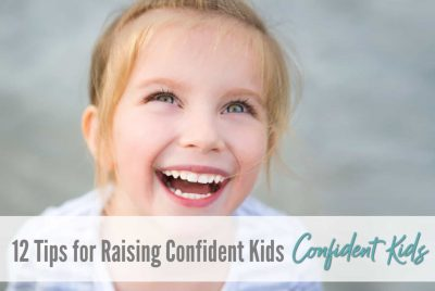 self esteem, confident, kids