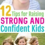 positive parenting, tips, raising confident kids, self-esteem