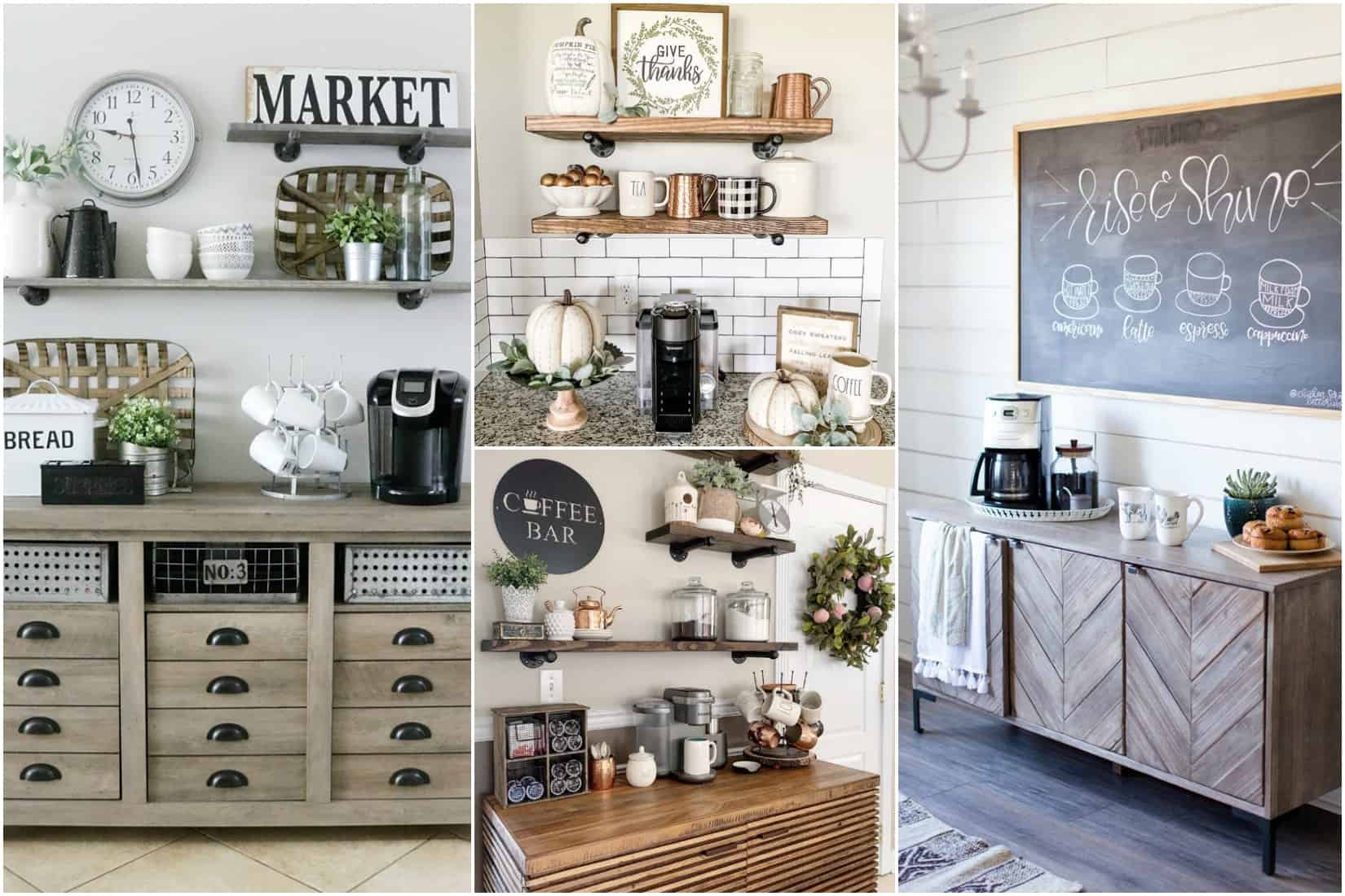 Diy Coffee Stations You Can Recreate At Home See Mama Go