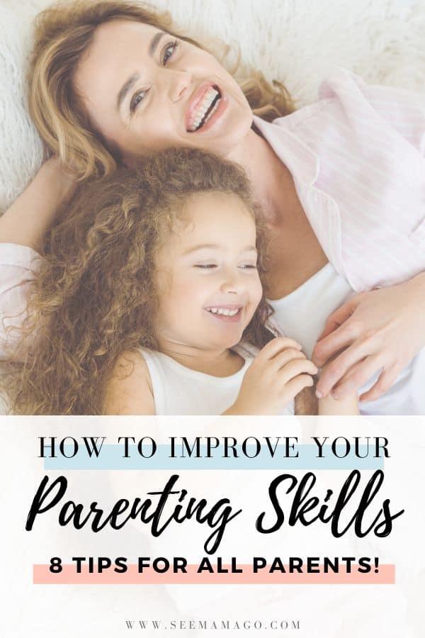 improve parenting skills