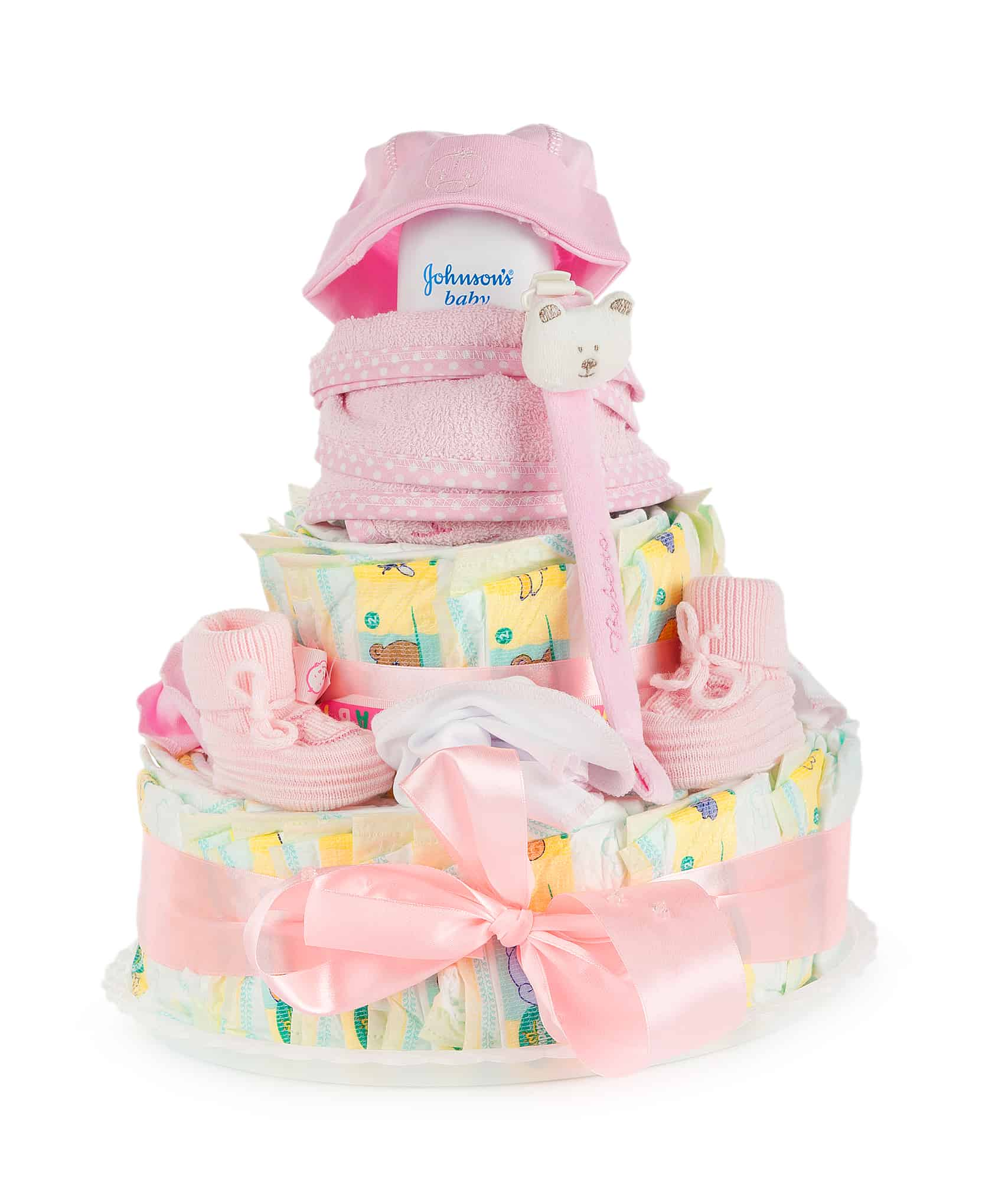 Baby Shower ideas. Diaper Cake