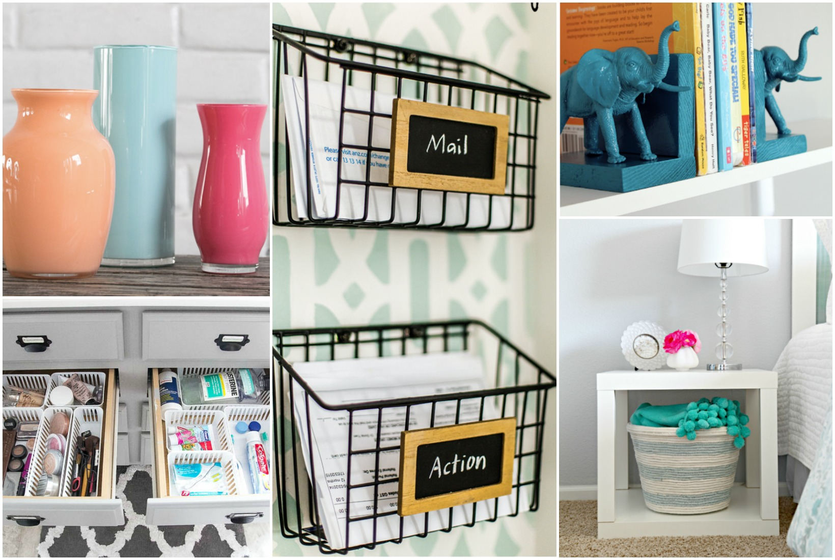 20 Dollar Store Organization Ideas For Your Home See Mama Go