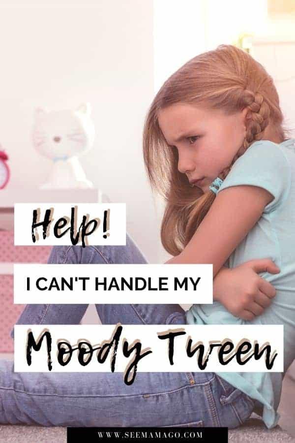 moody tween