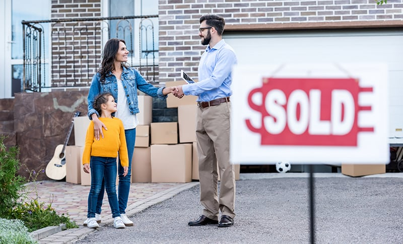 Single Mom Buying a Home