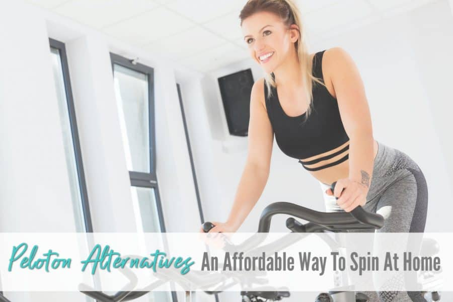 #Peloton Peloton Alternatives: An Affordable Way to Spin at Home #pelotonapp #spinning #fitness #homegym #workout