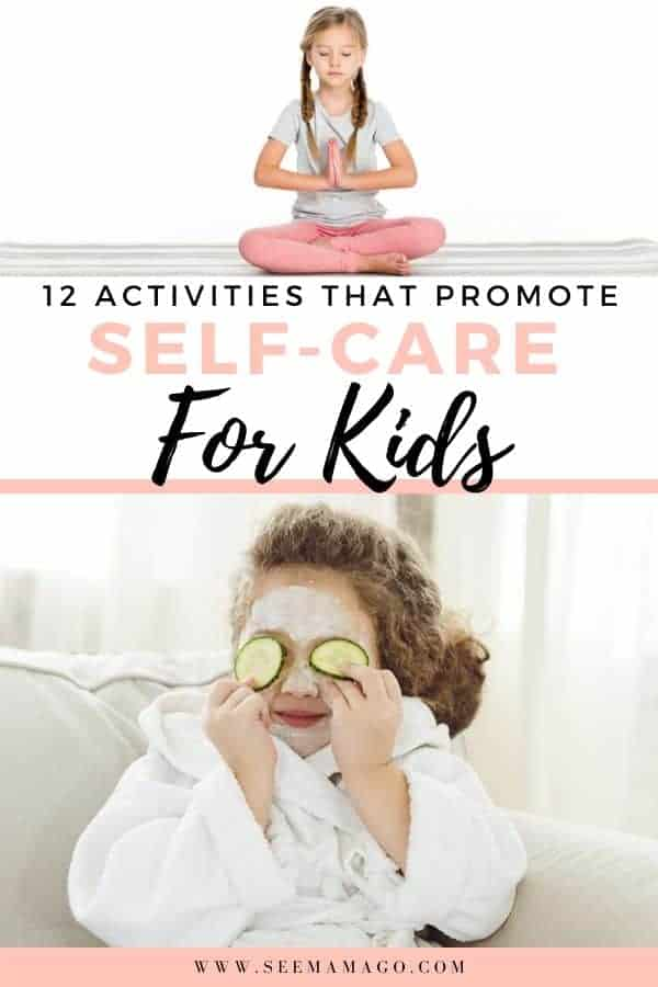 12 Activities That Promote Self-Care In Kids