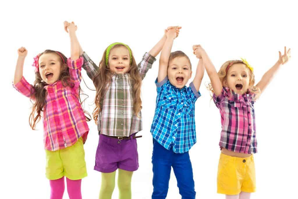 raise kids with high self-esteem