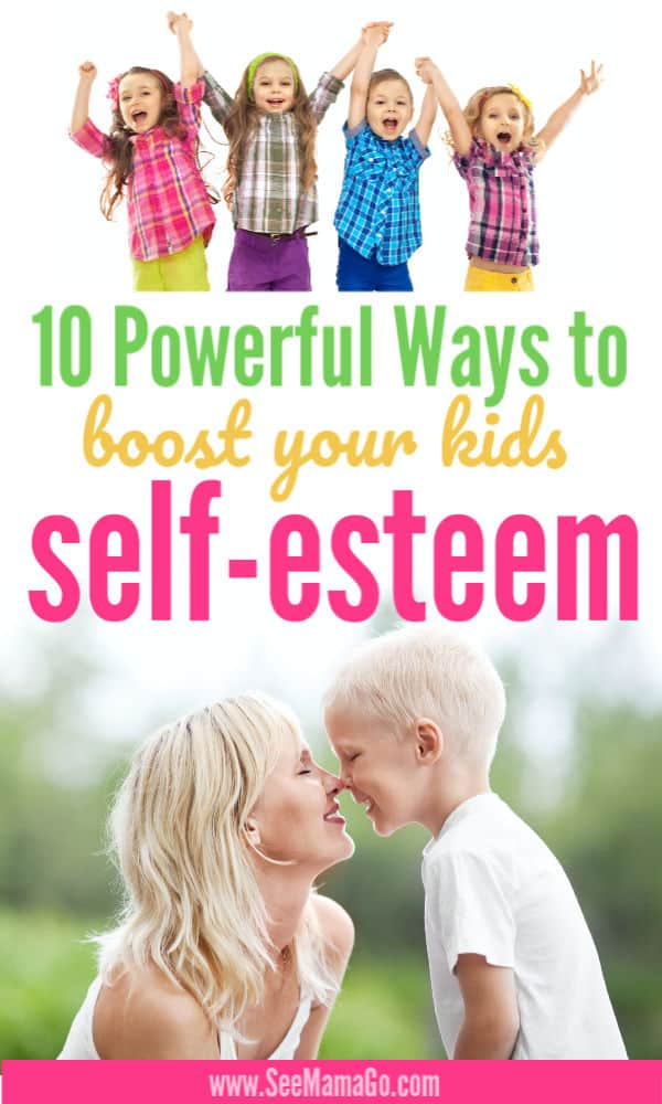 10 Powerful Ways to Boost Self-Esteem in Kids