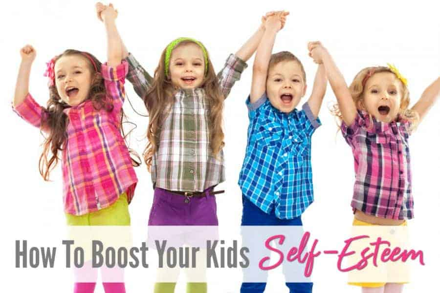 Building Self-Esteem In Your Kids