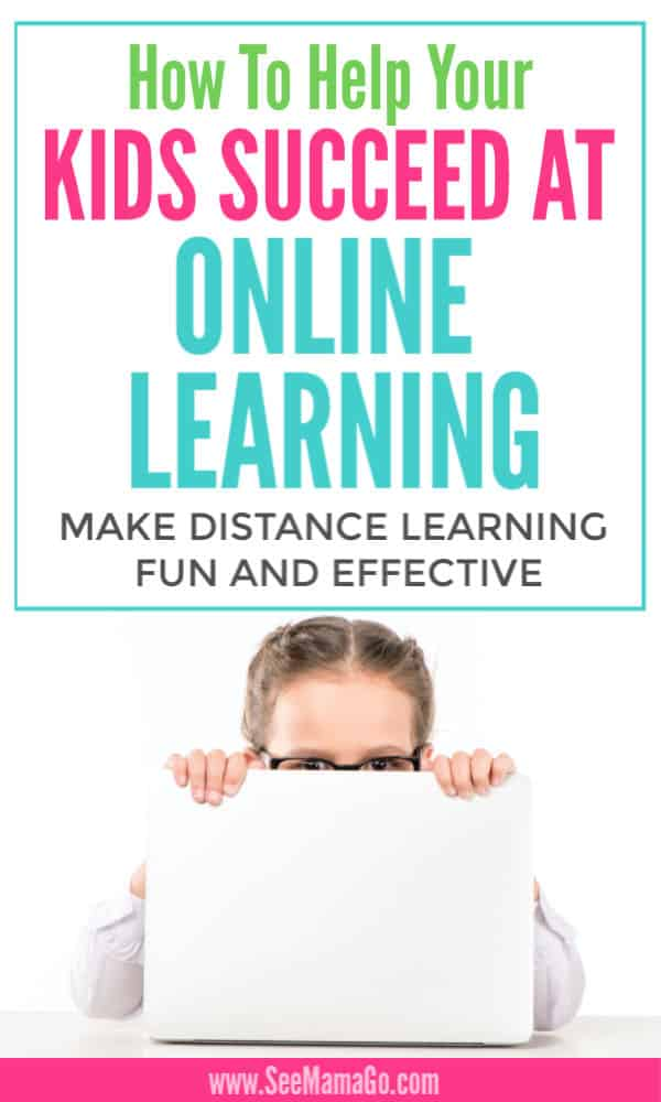 How to help your kids succeed at online learning