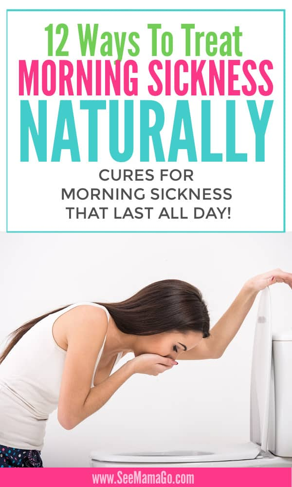 12 Ways To Treat Morning Sickness Naturally